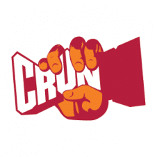 Crunch gym Vector Logo images