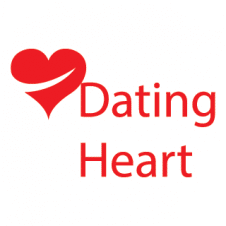 Dating Heart Vactor Logo images