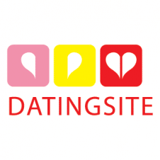 Dating Site Vector Logo images