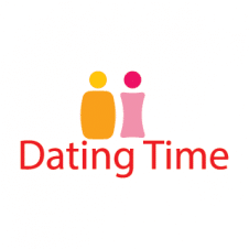 Dating Time Vactor Logo images