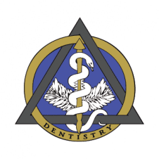 Dental Caduceus Vector Logo images