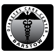 Diabetes Care Center of Barstow Vector Logo images