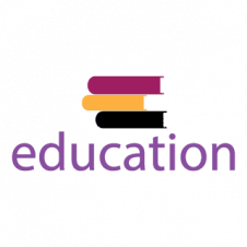 Education Free Vacor Logo images