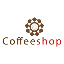 Food And Coffee Shop Vector Logo images