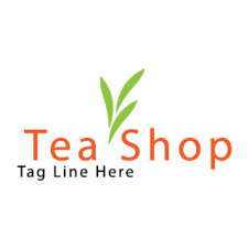 Food And Tea Shop Vector Logo images