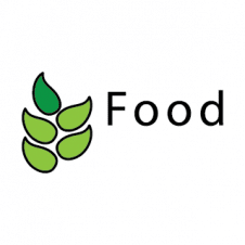 Food Village Logo Vector images