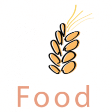 Free Food Logo Design images