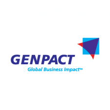 Genpact Vector Logo images