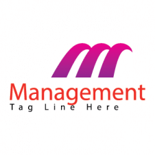 Group Management Services Vector Logo images