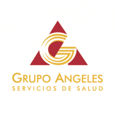 Grupo Angeles Vector Logo images