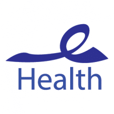 Health Education Logo Vector images