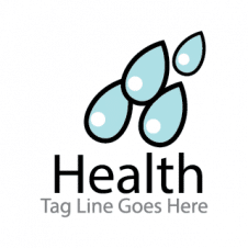 Health  Vector Logo images