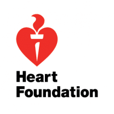 Heart Foundation Vector Logo images