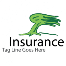 Insurance Family Vector Logo Free Design images