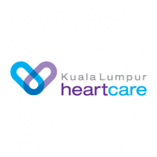 KL Heart Care Vector Logo images