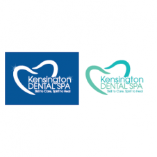 Kensington Dental Spa Vector Logo images