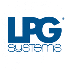 LPG Systems Vector Logo images