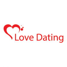 Love Dating Logo Vector images