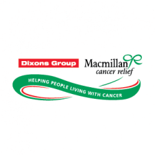 Macmillan Cancer Relief Vector Logo images