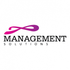Management Logo Vector Design images