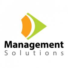 Management Logo Design Vector images