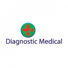 Medical Diagnostic Logo Vector images