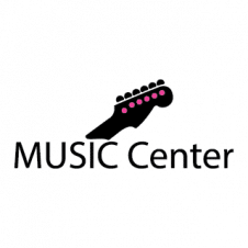 Music Center Logo Vector images