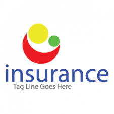 My Insurance Logo Vector images