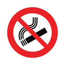 No Smoking Vector Logos images