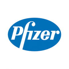 Pfizer Vector Logo Design images