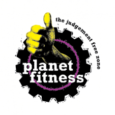 Planet Fitness Vector Logo images