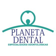 Planeta Dental Vector Logo images