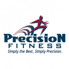 Precision Fitness Vector Logo images