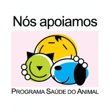 Saude Do Animal Vector Logo images