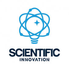 Scientific logo Vector images