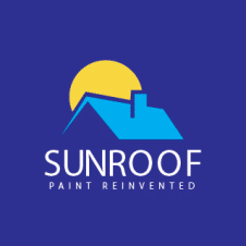 Sunroof Paint Logo Vector images