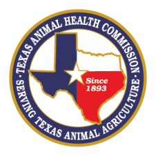 Texas Animal Health Commission Vector Logo images