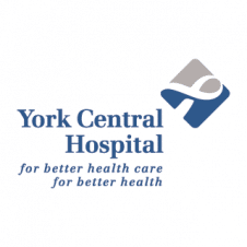 York Central Hospital Vector Logo images