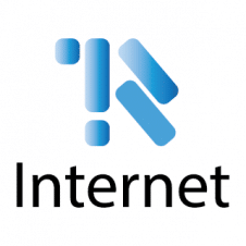 internet Net link Logo Maker Vector images