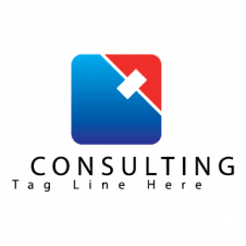 Business Consulting Logo Vector images