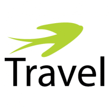 Business Travel Icons Vector Logo images
