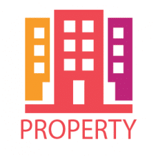 City Town Real Estate Logo images