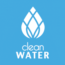 Clean Water Logo vector images