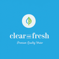 Clear And Fresh Logo Vector images