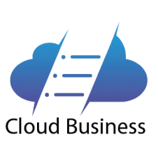 Cloud Business Logo Vector images