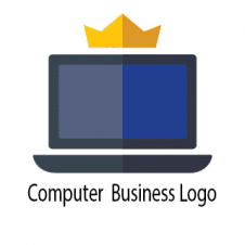 Computer  Business Logo Vector images