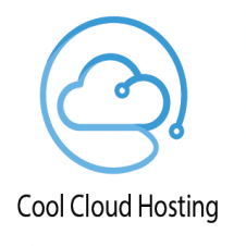Cool Cloud Hosting Logo Vector images