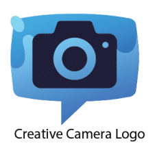 Creative Camera Logo Vector images