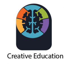 Creative Education Logo Vector images