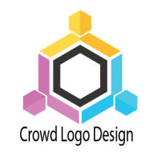 Crowd Logo Design images